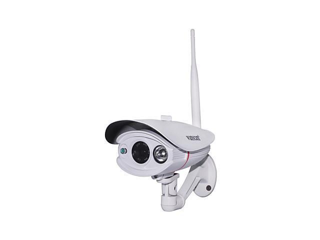 Wireless High Definition 720P Megapixels Outdoor Digital CCTV Network IP Camera,P2P