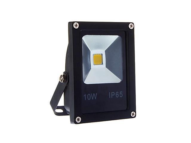 10W 1xIntegrate 900LM 3000K Warm White Light LED Flood Light (85-265V)
