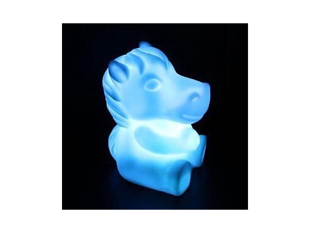 Horse Rotocast Color-changing Night Light