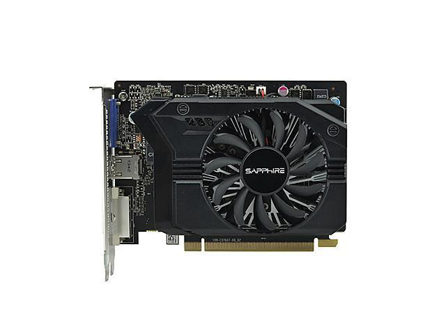 Sapphire R7 240 1G GDDR5 Standalone Graphics and Video Card for PC Game Card