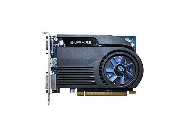 Sapphire HD6570 1G DDR3 Standalone Graphics and Video Card for PC Game Card