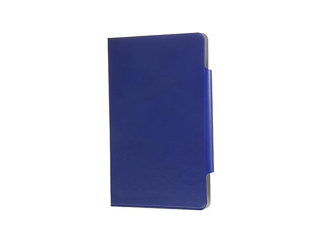7.9 Inch Universal PU Leather Tablet Full Body Folio Case with (Assorted Colors) , White