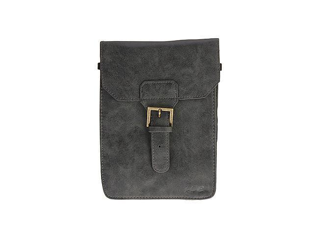 7 Inch Solid Color PU Leather Tablet PC Bag (Black)