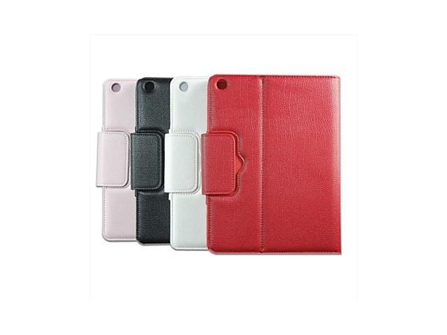 Bluetooth 3.0 Keyboard with Detachable PU Leather Case for iPad Air (Assorted Colors) , Pink