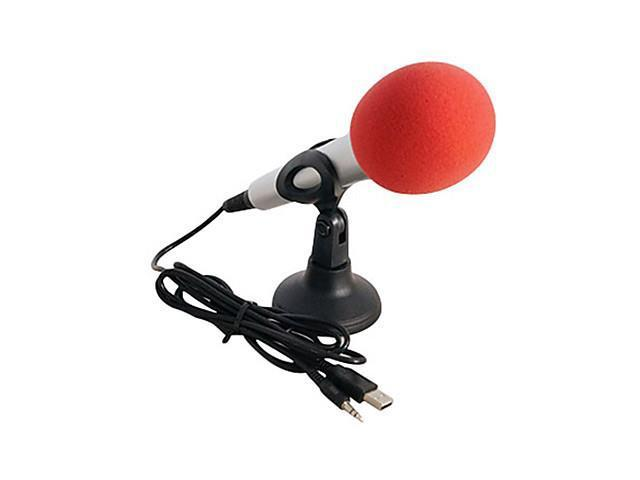 LiangYun LY-099B Laptop Capacitive Microphone , Black