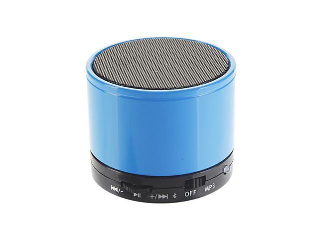Mini Bluetooth Wireless Speaker for iPhone/ipad(TF Card Playing) , Blue