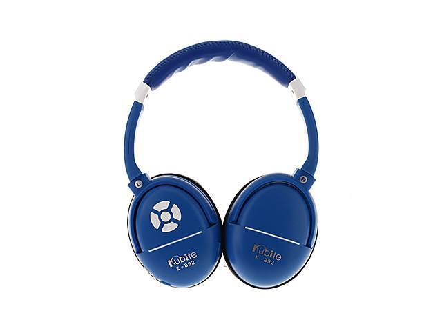 K-892 Rechargeable Music Headphone with SD Card Port