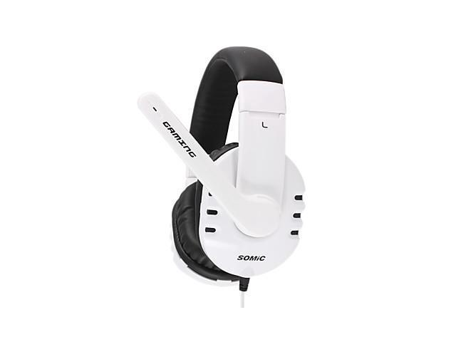Somic G927 On-ear Headphones with Mic,Remotefor iPod iPad , Black