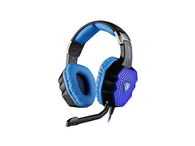 SADES A70 Stereo Gaming Over-Ear Headphone with Mic for PC/Mobilephone