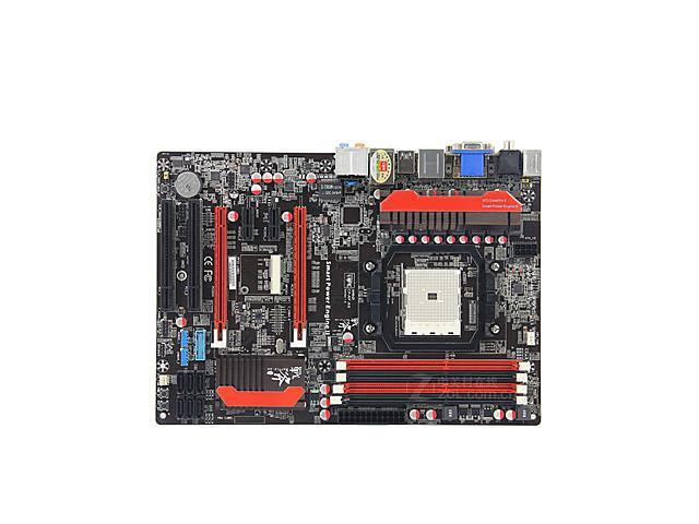 Colorful C.A85FX X5 V15 (AMD A85X/ Socket FM2) Motherboard for Desktop