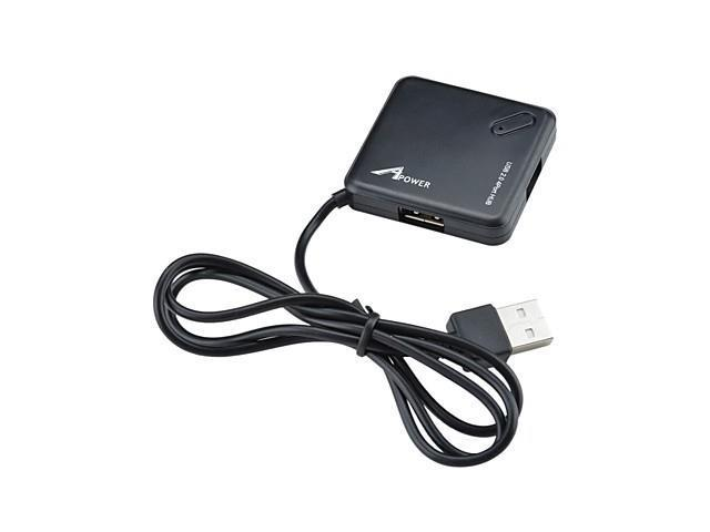 Apower-link D-020 Mini USB 2.0 4-Port Hub