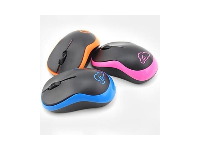 Co-crea M18 2.4 G Wireless Optical Mouse , Blue