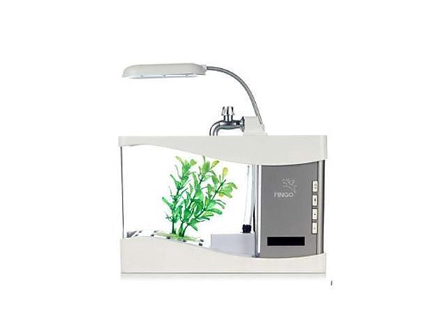 Fingo™ FGBA-S Bluetooth Speaker with Aquarium Fish Tank , Green
