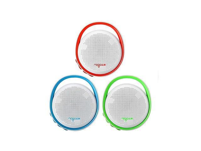 Nogo F2 Portable Wireless Bluetooth Speaker Supports Handsfree Functions , Green