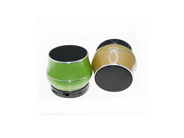 Y-5 Mini Bluetooth Speaker with Mic TF Port for Phone/Laptop/Tablet PC(Assorted Color) , Green