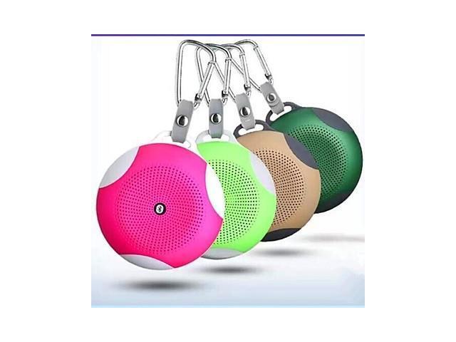 Co-crea K16 Portable Card Wireless Bluetooth Speakers , Green