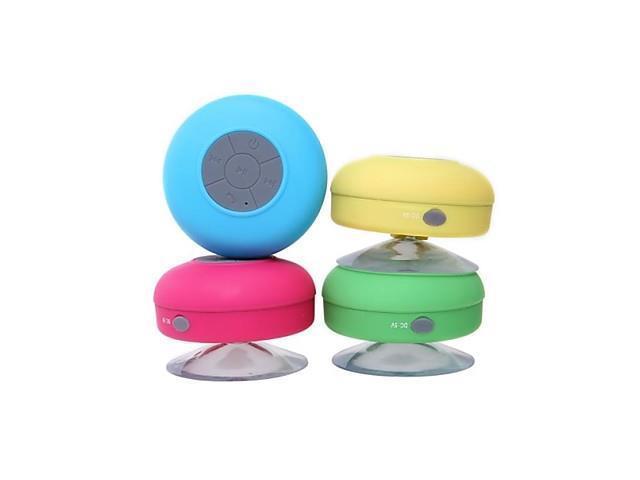 New Mini Ultra Portable Waterproof Stereo Wireless Bluetooth Speaker , Green