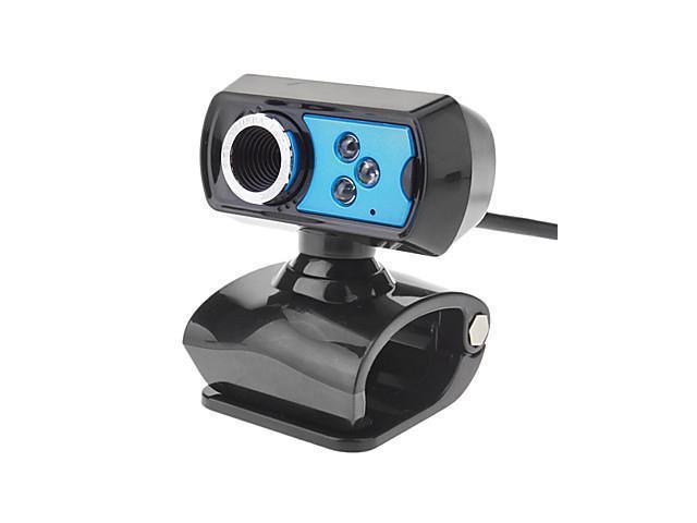 Chocolate G2400 2.0 Mega Pixels USB Webcam