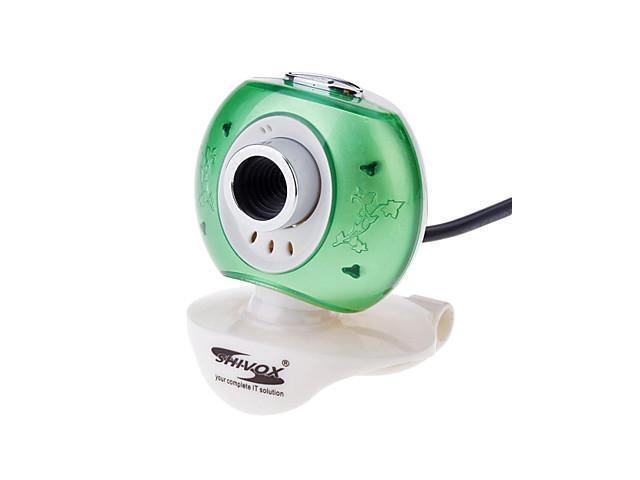 Cannon Style 2.0 Megapixel USB Webcam