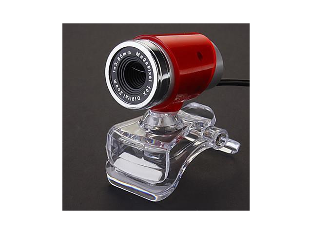 5.0 Megapixel 180 Degree Rotating USB Drive-free Webcam