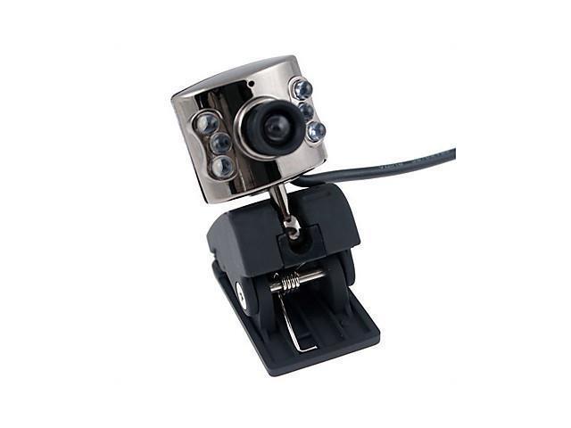 1.3 Megapixel USB Webcam (Silver)