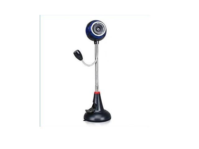 8.0 Megapixels with Microphone USB 2.0 Camera Webcam