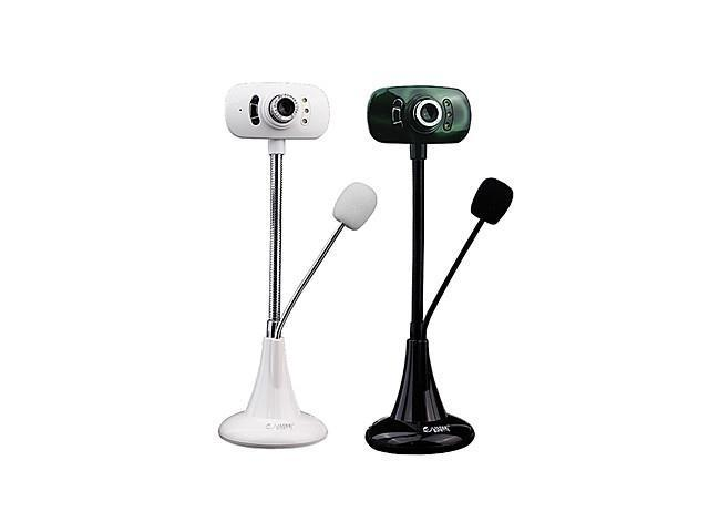 Steboo T16 High Definition Night Vision 12 Megapixel Webcam with Microphone , Black