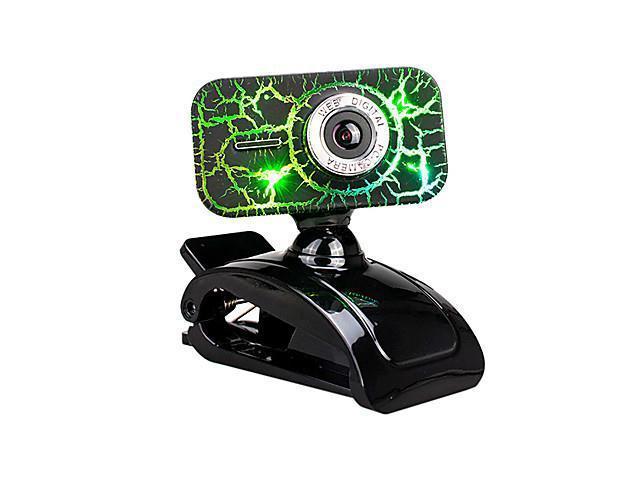 DiYiYan Z3 High Definition UVC Night Vision Webcam 12 Megapixel , Black