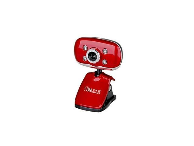 BLUELOVER A330 Webcam HD Can Clamp the LCD Microphone Monitor Laptops with Webcam