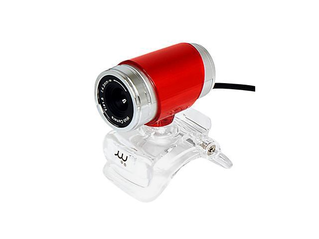 12 Megapixels HD Clip-on Webcam with Microphone , Blue