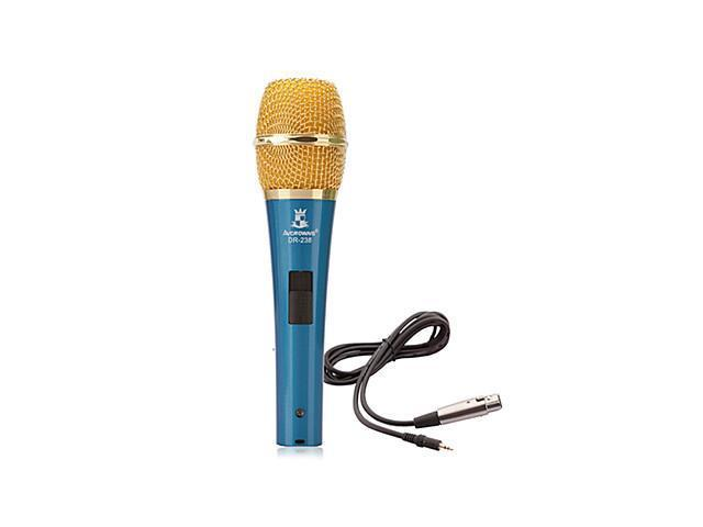 Wired Condenser Microphone For Computers , Black