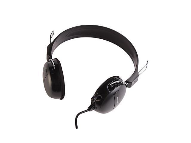 3.5mm Stereo Headphone,Black