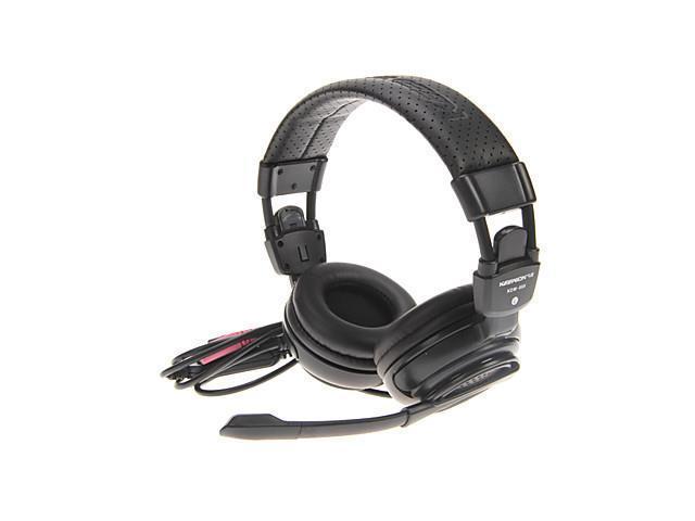 KDM-888 Over-ear Stereo Headphone(Black)