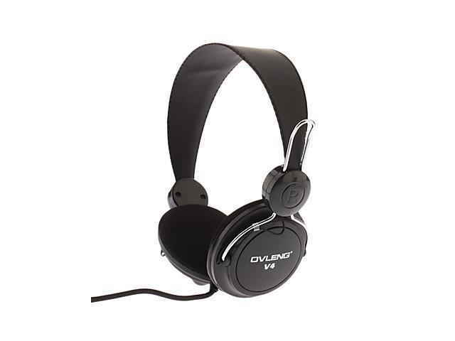 V4 Powerful Bass On-Ear Hi-fi Stereo Music Headphone