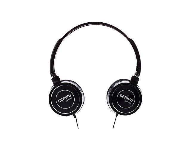 Hi-fi Clear Sound Bass Stereo Headphone for iPod/iPhone/iPad/MP3/MP4 , Red