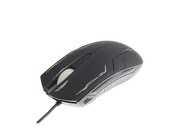 D1000 Light Magic Gaming Optical Wired Mouse