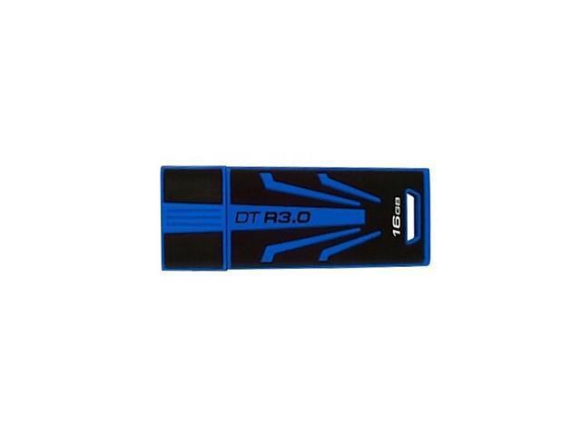 Kingston Digital DataTraveler R30 DTR30 16GB USB 3.0 Flash Drive