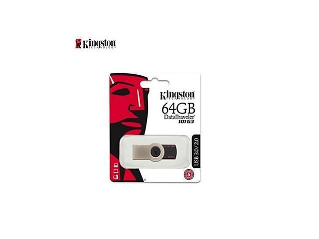 Kingston 64GB DataTraveler 101 Generation 3 USB 3.0 Flash Drive