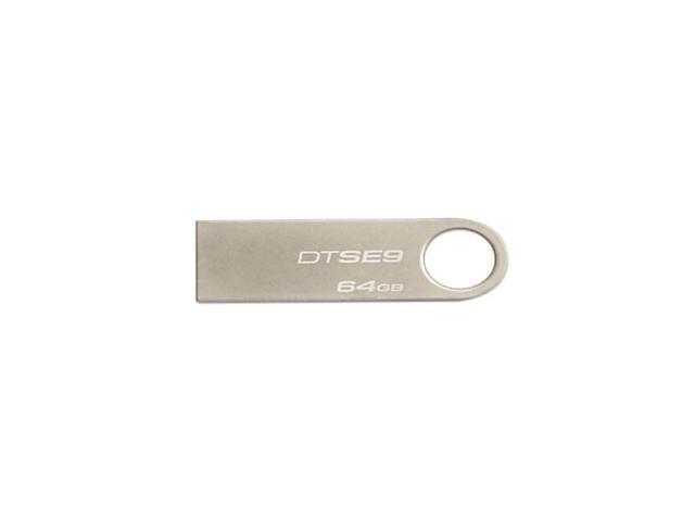 Kingston DataTraveler SE9-64GV USB 2.0 Flash Drive (64GB)