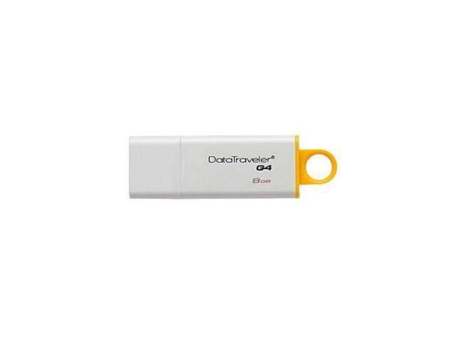 Kingston DataTraveler G4 USB 3.0 Flash Drive (8GB)