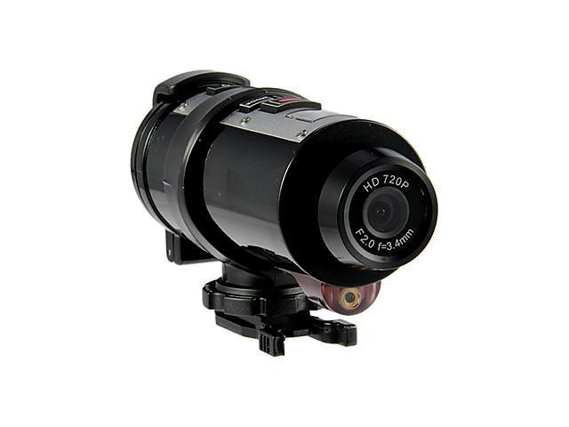 Full HD 720P Waterproof Sports Action Camcorder with Remote Control