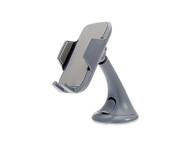 Strong Armed Shape Mount Holder Sucker Stand Universal for Samsung iphone HTC MOTO Sony Cell Phones , White