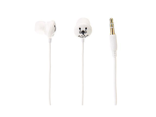 V-668 Cute Stereo In-Ear Earphones With Mic For MP3,MP4 and Mobile Phone , 1#