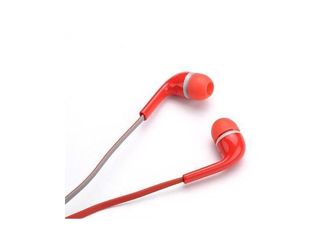 F&D E210 In Headset , Red