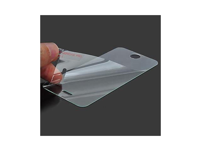 Oleophobic Coated Chemically Treated Explosion Proof Glass Screen Protector for iPhone 5/5S/5C