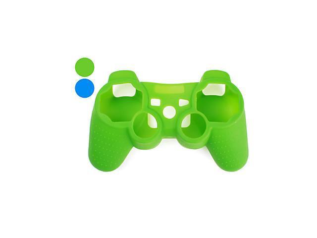 Protective Silicone Case for PS3 Controller (Assorted Colors) , Green