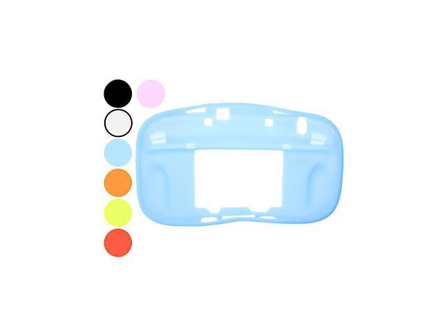 HQ Protective Silicon Case for Wii U Controller (Assorted Colors) , Green