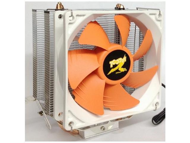 3 Heat Copper Pipes 130W 12V 3Pin CPU Cooler For Intel LGA775/1150/1155/1156 AMD AM2/AM3/AM2+