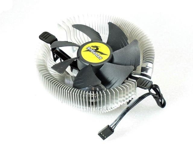 65W 12V CPU Cooler for Intel LGA1155/1156/775 AMD AM3+/AM3/AM2+/AM2/940/939/754