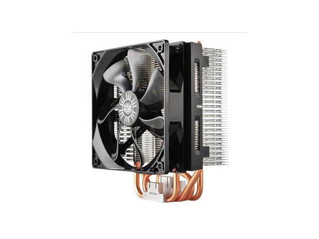 4 Heat Pipes 4 Pin PWM Fan CPU Cooler Heatsink for Intel LGA 2011/1366/1156/1155/775 and AMD FM1/AM3+/AM3 /AM2